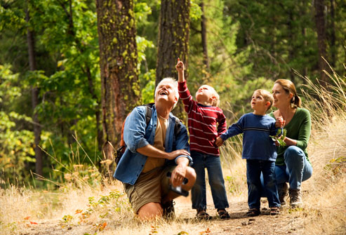 "4 Rituals to Create a ""Green Family"" - Dr. Jim Taylor"