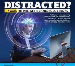7 Ways the Internet is Changing Our Brains